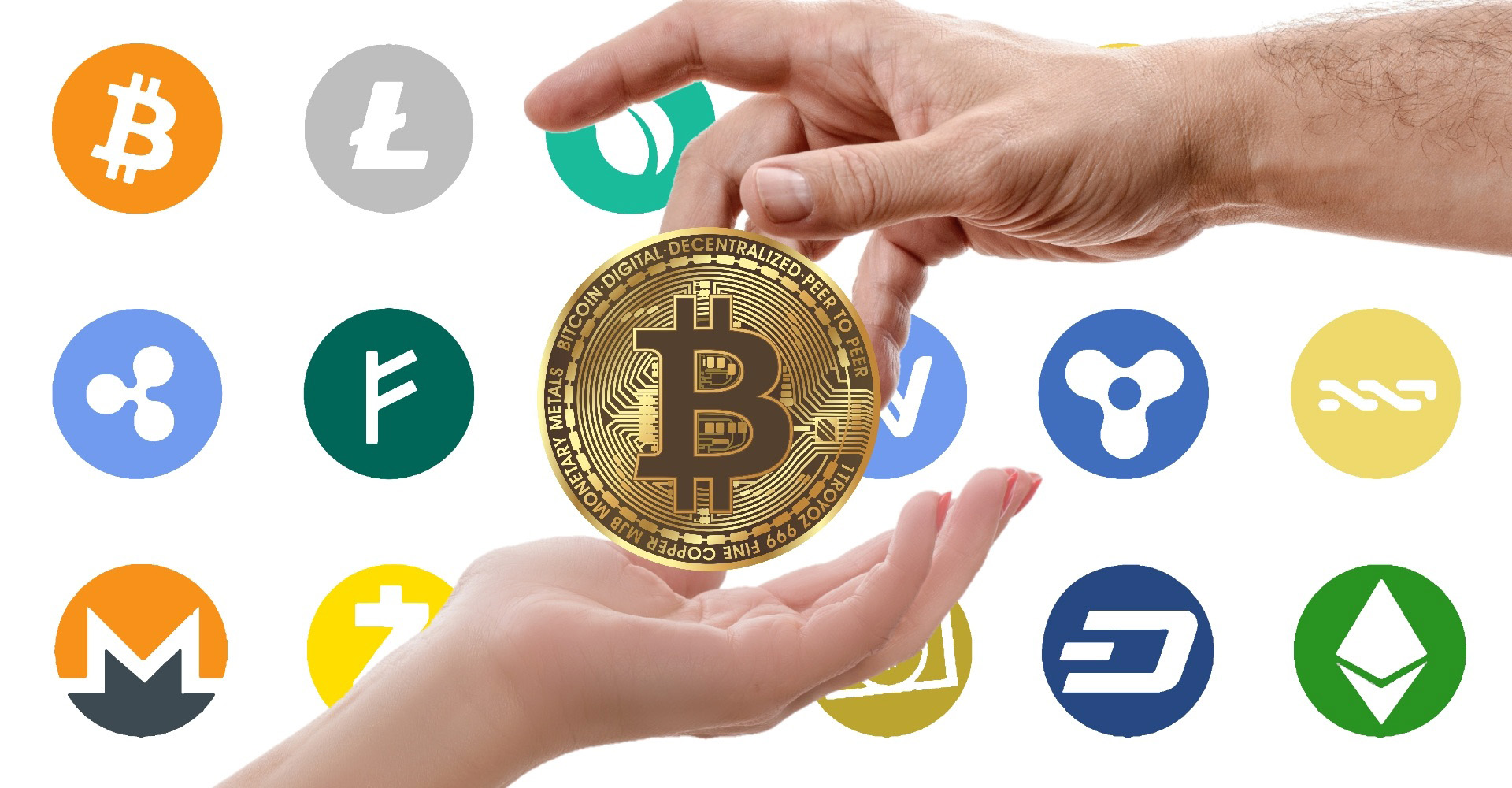 Sell Online in Cryptocurrency